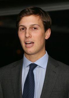 Jared Kushner, Senior Advisor to the President.