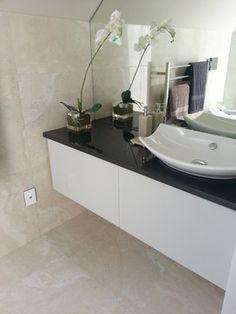 Bathroom Remodel 2  Pinterest  Bathroom Vanities, White Bathroom