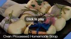 Learn to make homemade soap - dvo.com
