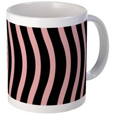 Pink Wave Mug, more cosy, comfy things - on my board: https://nl.pinterest.com/lmn275/cosy-comfy/