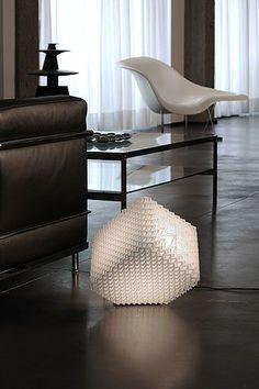 3DPrinted #Floor lamp #Details #Lighting # www.ziggzagg.be