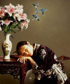 yingzhao.liu-China Oil Paining Artist