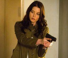 Kiera - Rachel Nichols - Continuum TV show