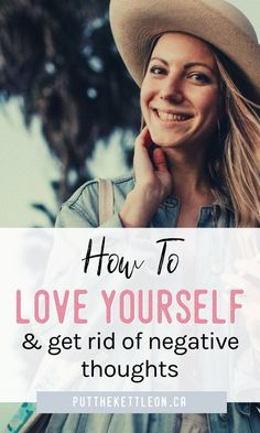 Learn how to love yourself and discover how to change your negative thoughts. These 3 self love tips will give you some motivation to overcome negativ Negative Thinking, Negative Thoughts, Self Confidence Tips, Self Love Quotes, Hope Quotes, Friend Quotes, Quotes Quotes, Self Improvement Tips, Love Tips