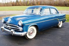 1954 Dodge Coronet..Re-pin brought to you by #bestrate on #AutoInsuranceinEugene at #HouseofInsurance
