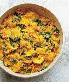 Book Two Recipe: Chickpea, Quinoa and Turmeric Curry | Deliciously Ella