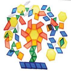 Light Table Pattern Blocks. $19.99 at constructiveplaythings.com.