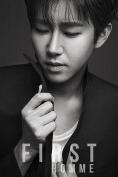ZE:A FIRST HOMME: 2nd. Mini Album (2014.06.02) ZE:A's Kwang Hee