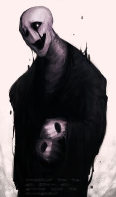 I love this lonely slime man by raven-blood-13