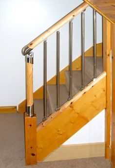 Best 17 Best Chrome And Nickel Fusion Staircase Images Chrome 400 x 300
