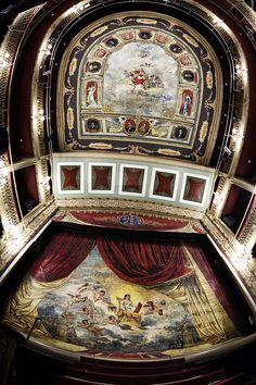 Vico Theater. Jumilla (Murcia) Spain.