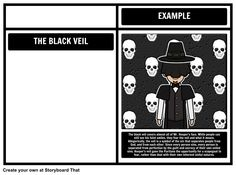 "an analysis of the theme of alienation in the story the ministers black veil by nathaniel hawthorne Analysis ""the minister's black veil"" (1836) nathaniel hawthorne (1804-1864) hawthorne subtitles the story ""a parable"" and introduces it with a footnote about."