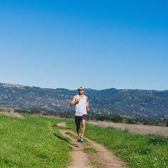 Long Run in the sun. Is there anything better? #rungum #California #longrun