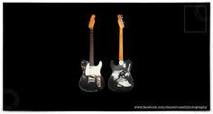 My Fender Joe Strummer Signature Telecaster with custom artwork.  © Daniel Russell Photography  www.facebook.com/danielrussellphotography Signature Guitar, Joe Strummer, Bass, Music Instruments, Facebook, Artwork, Photography, Work Of Art, Photograph
