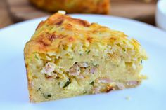 Little Grazers Carbonara Frittata - blw, baby led weaning, finger foods, family meals, kids meals