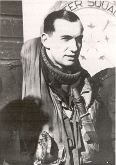 Georges Jaspis in 1943 and 1944 before the dispersal of 609 squadron which was particularly illustrated in Normandy during the summer and autumn of 1944 by its rocket strikes. Georges Jaspis holds the DFC (Distinguished Flying Cross) and three confirmed aerial victories over some venture with his fellow squadron.