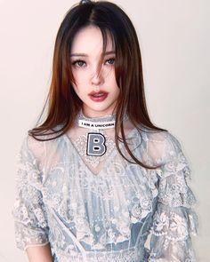 Photo shared by PONY 포니 on April 2020 tagging Korean Beauty, Asian Beauty, Korean Makeup, Park Hye Min, Pony Korean, Pony Makeup, Cute Korean Girl, Beautiful Girl Image, Korea Fashion