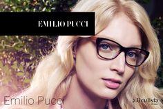 """Emilio Pucci nasceu em 1914 em uma das famílias mais ilustres de Florença, sua marca foi criada em 1945 e hoje é um dos nomes mais importantes do mercado da moda.   A marca Emilio Pucci é conhecida por suas assinaturas nas estampas, combinações de cores alegres e a moda de luxo """"Made in Italy"""". A linha de óculos de sol de Emilio Pucci inclui óculos desde os clássicos até os mais extravagantes."""