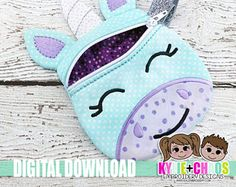Grand Sewing Embroidery Designs At Home Ideas. Beauteous Finished Sewing Embroidery Designs At Home Ideas. Learn Embroidery, Machine Embroidery Patterns, Embroidery Files, Embroidery Stitches, Embroidery Designs, Sewing Patterns, Zipper Bags, Zipper Pouch, Kids Bags