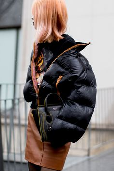 Best Street Style Details Of Paris Fashion Week AW17