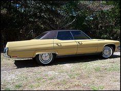 1973 Buick Electra Limited Four Door Hardtop