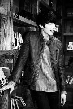 Kim Woo Bin : )
