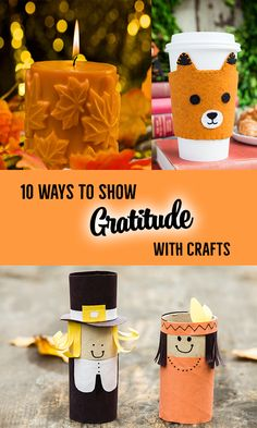Focus on finding creative ways to say thank you this Thanksgiving.