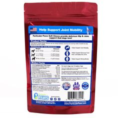 Glucosamine for Dogs - Treats - Joint and Hip Formula with MSM, Chondroitin and Hyaluronic Acid - 65 Soft Chews ** Visit the image link more details. (This is an affiliate link) Strong Bones, The Chew, Hyaluronic Acid, Dog Supplies, Dog Treats, Dog Love, Your Pet, Herbalism
