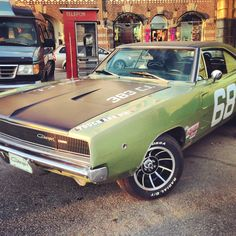 Dodge charger in Bergen!! Photo taken by me