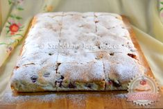 Slovakian Food, Desert Recipes, Cheesecake, Food And Drink, Cooking Recipes, Sweets, Bread, Homemade, Kitchen