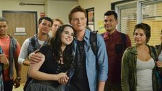 I think I have the same shirt as Emmett. Note to self: Stop shopping in the teen boys department. Emmett And Bay, Dwayne And Whitley, Prom King And Queen, King Queen, Connor And Oliver, Tv Writing, Achilles And Patroclus, Switched At Birth, Percy And Annabeth