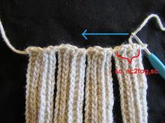 My Hobby Is Crochet: Double Layered Braided Cowl | Free Crochet Pattern with Tutorial | Guest Contributor Post on My Hobby is Crochet Blog