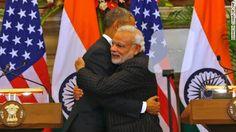 امریکا بھارت گٹھ جوڑ