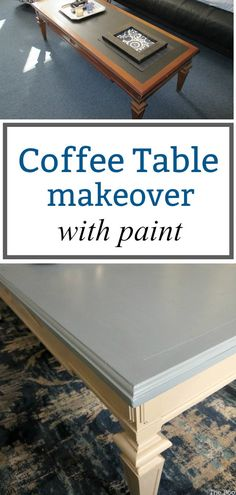 Coffee Table Makeove