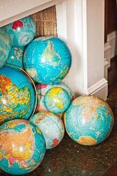 Globes by reva