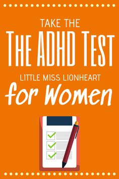 Take The ADHD Test for Women Think you might have ADHD? or Are you ready to see an ADHD test that shows what it actually looks like for a woman to have This. Adhd Test, What Is Adhd, What Causes Adhd, Adhd Facts, Adhd Signs, Adhd Diagnosis, Adhd Symptoms, Adhd Brain, Parenting