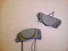 Kydex dip holsters (molle attachement)