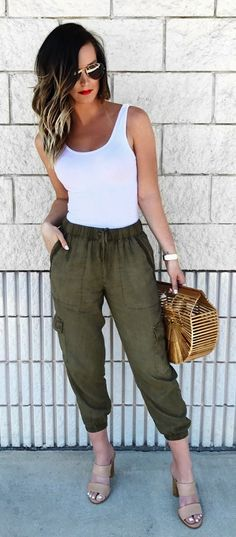 #Summer #Outfits Casual-chic Look