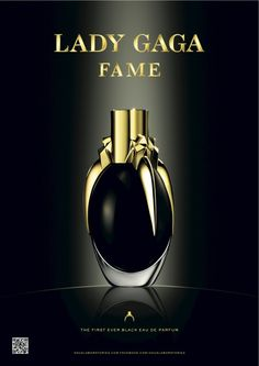 Gaga's New Perfume! It smells so sexy!