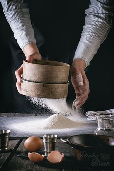 Pasta. Sifting Flour. by Natasha Breen - Photo 134881645 - 500px food photography food styling