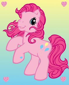Pinkie Pie G3 as G4 | by mylittleponyfangirl1
