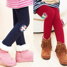 2014 winter flower female child baby child plus velvet thickening legging long trousers kz 5707,High Quality leggings bamboo,China leggings short Suppliers, Cheap leggings pics from Kids Fashion Clothing - Worldwide Wholesale  on Aliexpress.com Cheap Leggings, Girls Leggings, Child Baby, Baby Kids, Winter Flowers, Ugg Boots, Bamboo, Kids Fashion, Trousers