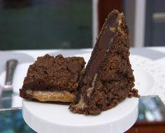 Brownie Recheado | Tortas e bolos > Brownie | Mais Você - Receitas Gshow