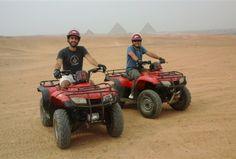 EMO TOURS EGYPT Quad Bike trip at Giza Pyramids