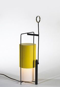 Anonymous, Adjustable Table Lamp for Arredoluce, 1950s.