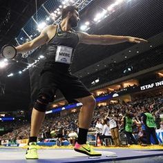 2017 ISTAF Indoor Athletics Competition - Men's Discus