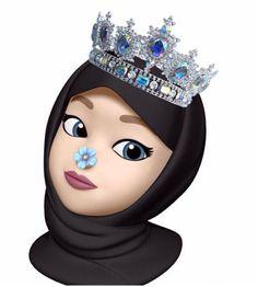 Emoji Wallpaper Iphone, Hijab Drawing, Best Friend Drawings, Islamic Cartoon, Girl Emoji, Anime Muslim, Hijab Cartoon, Cute Girl Drawing, Girly Drawings