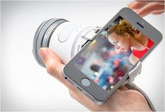 Olympus Air is the new device that will make all smartphone photo buffs rejoice. It´s a mirrorless camera that you can pair up with your smartphone and take the most awesome photos, with DSLR reflex quality