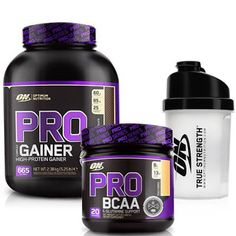 Optimum Pro Series Gainer 2380 gr, Pro Series BCAA 390 gr Kampanyası, 2380 gram protein tozu, 390 gram BCAA amino asit  ve shaker içeren supplement kampanyasıdır.