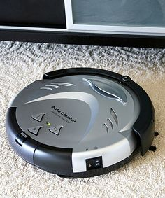 Another great find on #zulily! iTouchless Automatic Intelligent Robotic Vacuum Cleaner by iTouchless #zulilyfinds